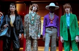 Gucci возвращается на мужскую Неделю моды в Милане