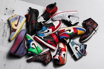 Air Jordan 1 «Fearless Ones» – все расцветки новой коллекции