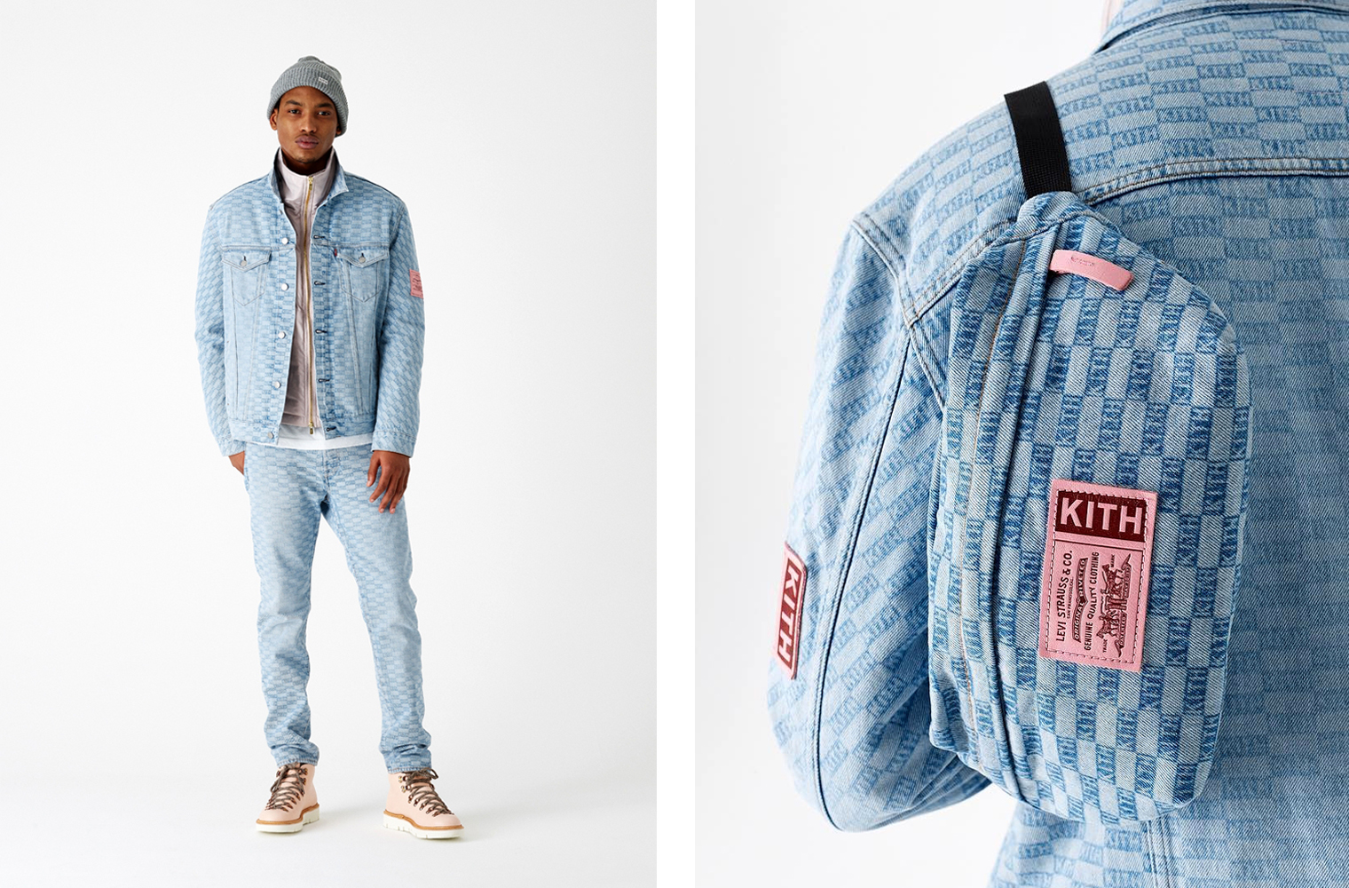 Kith x Levi's Fall/Winter 2018