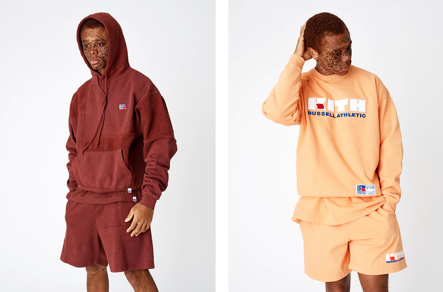 Kith x Russell Athletic Spring/Summer 2019