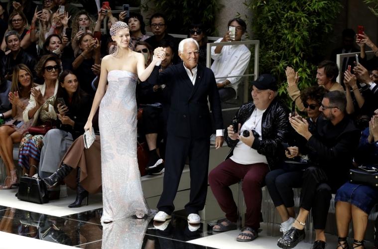 Круизная коллекция Giorgio Armani 2021 пройдет в Дубае