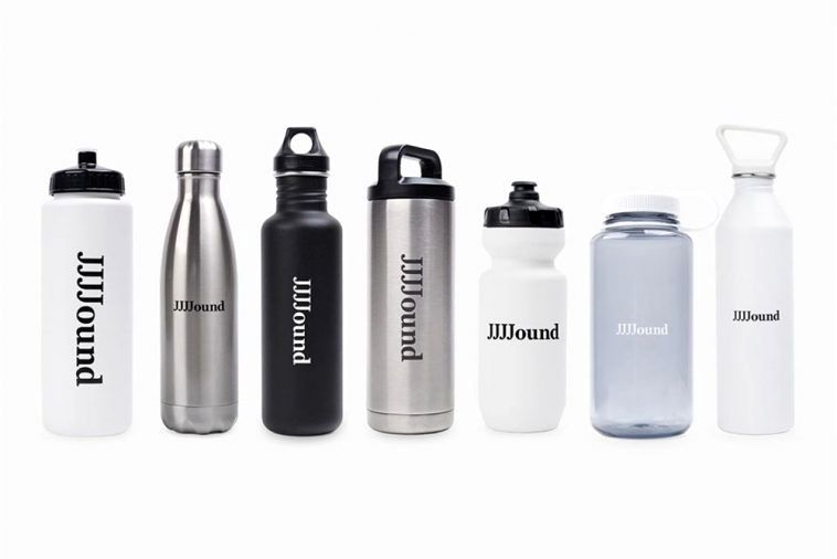 Многоразовые бутылки JJJJound