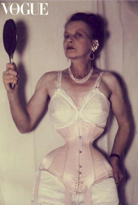 Этель Грейнджер — обладательница самой тонкой талии в мире на обложке Vogue Italia