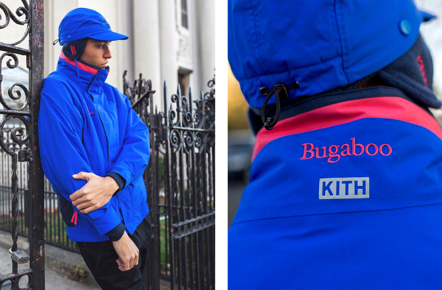 Kith x Columbia Sportswear Fall/Winter 2015 «Bugaboo» Jacket