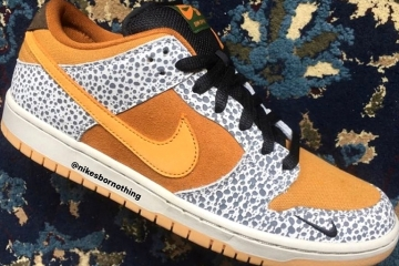 atmos x Nike SB Dunk Low «Safari»