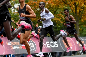 Скандал вокруг беговых кроссовок Nike ZoomX Vaporfly NEXT%
