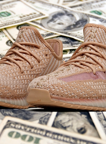 Сколько будут стоить кроссовки Yeezy, произведенные в США?