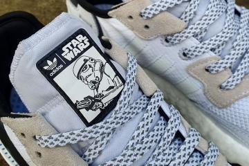 Star Wars x adidas - подробности релиза