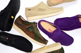 Все о коллекции Supreme x Clarks Originals Fall/Winter 2019 Wallabee