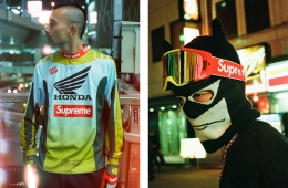 Supreme x Fox Racing x Honda - всё о коллаборации