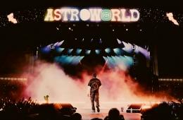 Трэвис Скотт проведет второй Astroworld Festival