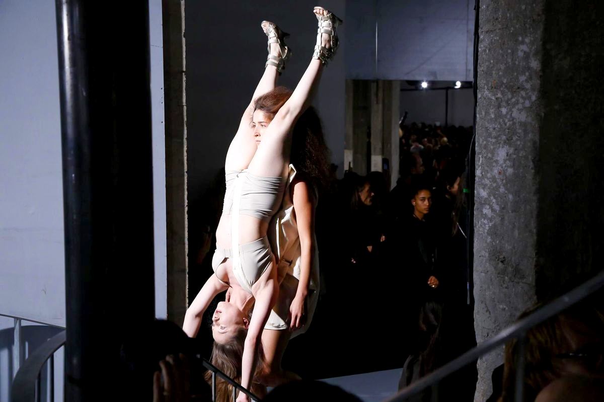 Rick Owens Spring/Summer 2016 Ready-to-Wear