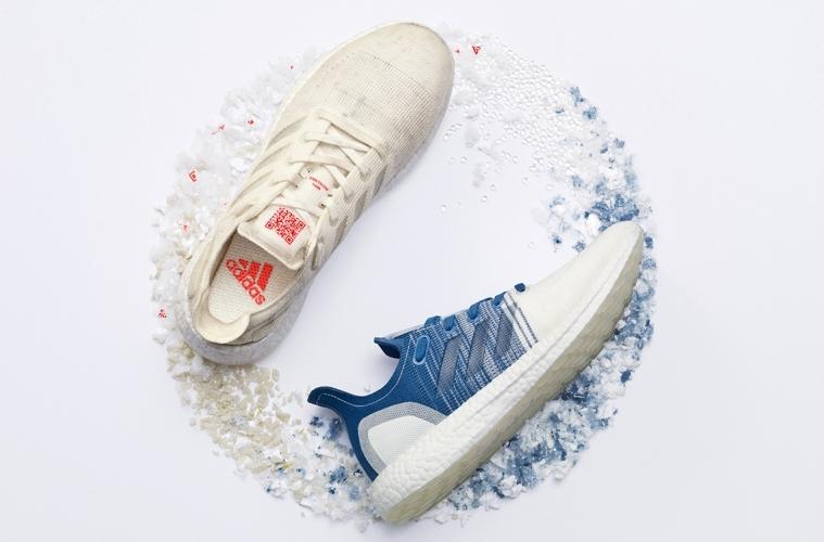 adidas Futurecraft Loop - вторая фаза проекта по созданию перерабатываемых кроссовок