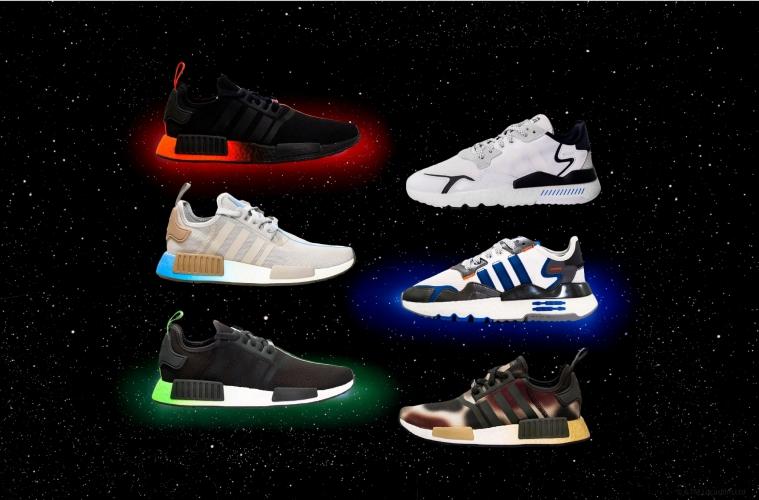 adidas выпустит коллекцию в честь героев «Звездных войн»