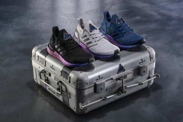 adidas UltraBoost 20 - новая модель в коллаборации с ISS National Lab