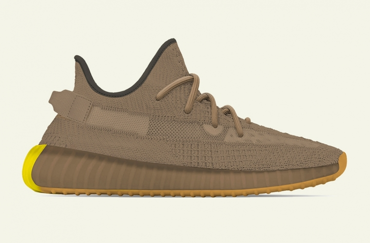 adidas Yeezy Boost 350 V2 «Earth» - первый взгляд