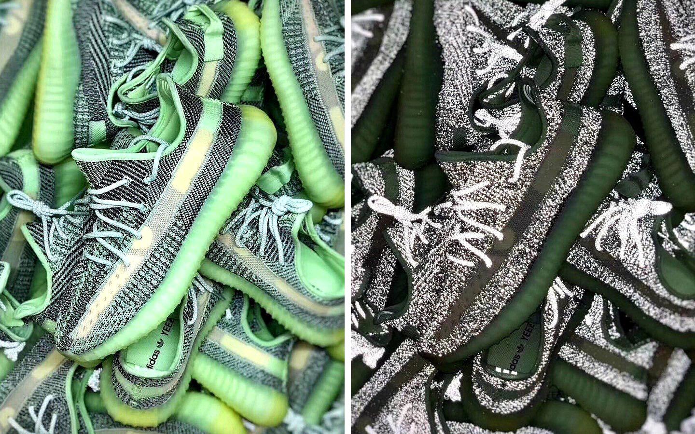 adidas Yeezy Boost 350 V2 «Yeezreel Glow Reflective»