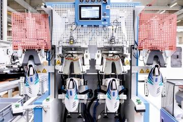 adidas закрывает роботизированные фабрики в США и Германии
