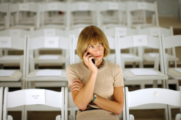 Анна Винтур — история жизни главного редактора Vogue