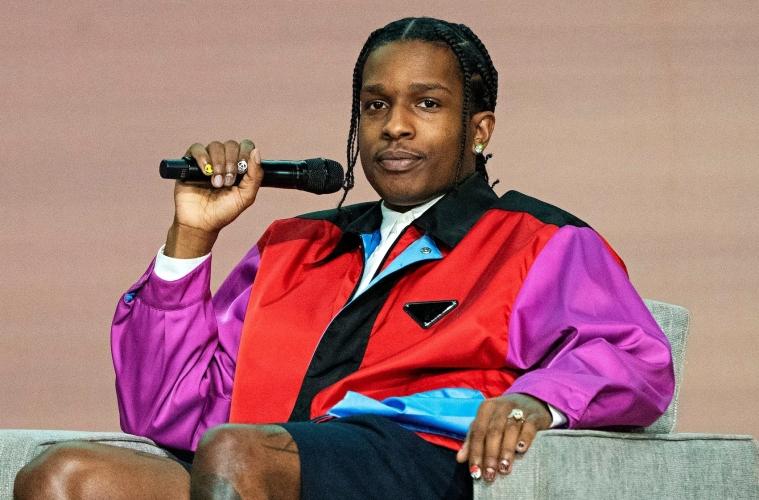 ASAP Rocky создает форму для шведских тюрем