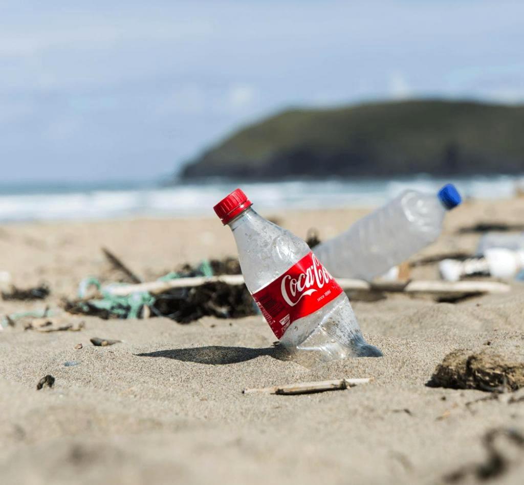 Coca-cola стала крупнейшим производителем пластиковых отходов