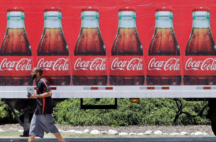 Сoca-cola заняла первое место в производстве пластикового мусора