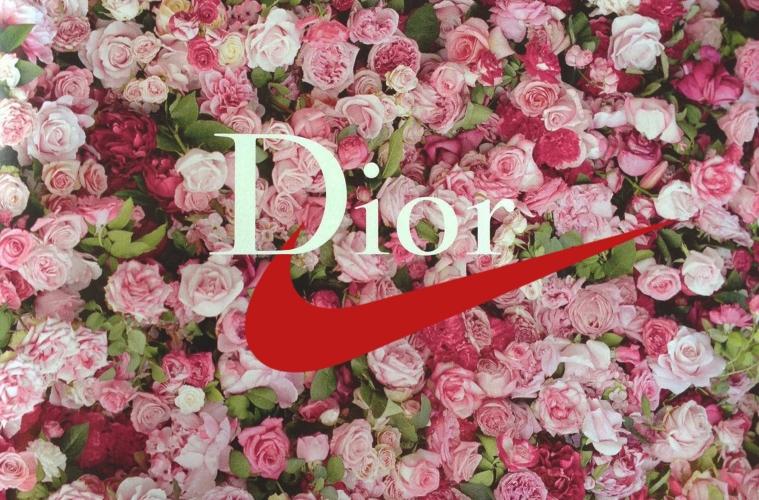Nike x Dior — слухи о коллаборации вновь возобновились