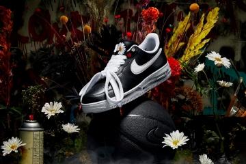 Где купить G-Dragon x Nike Air Force 1 Low «Para-noise»