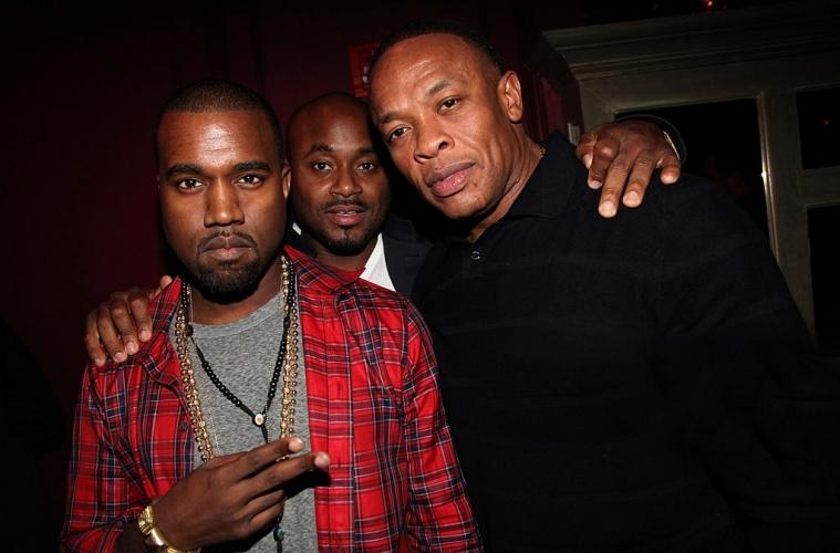 Канье Уэст и Dr.Dre анонсировали альбом Jesus is King Part II