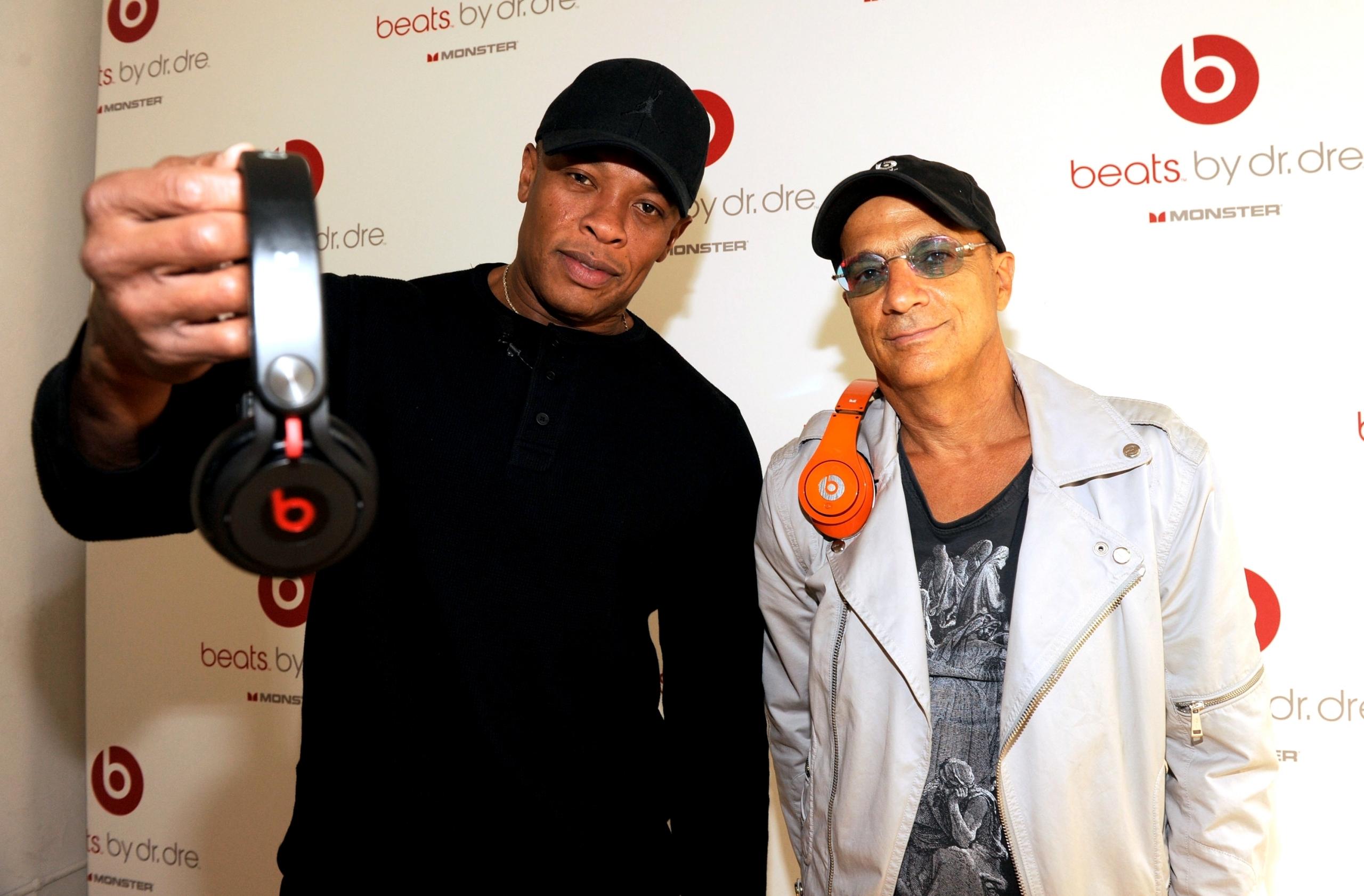 Dr.Dre и Джимми Айовин
