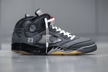 Off-White x Air Jordan 5 - подробности релиза