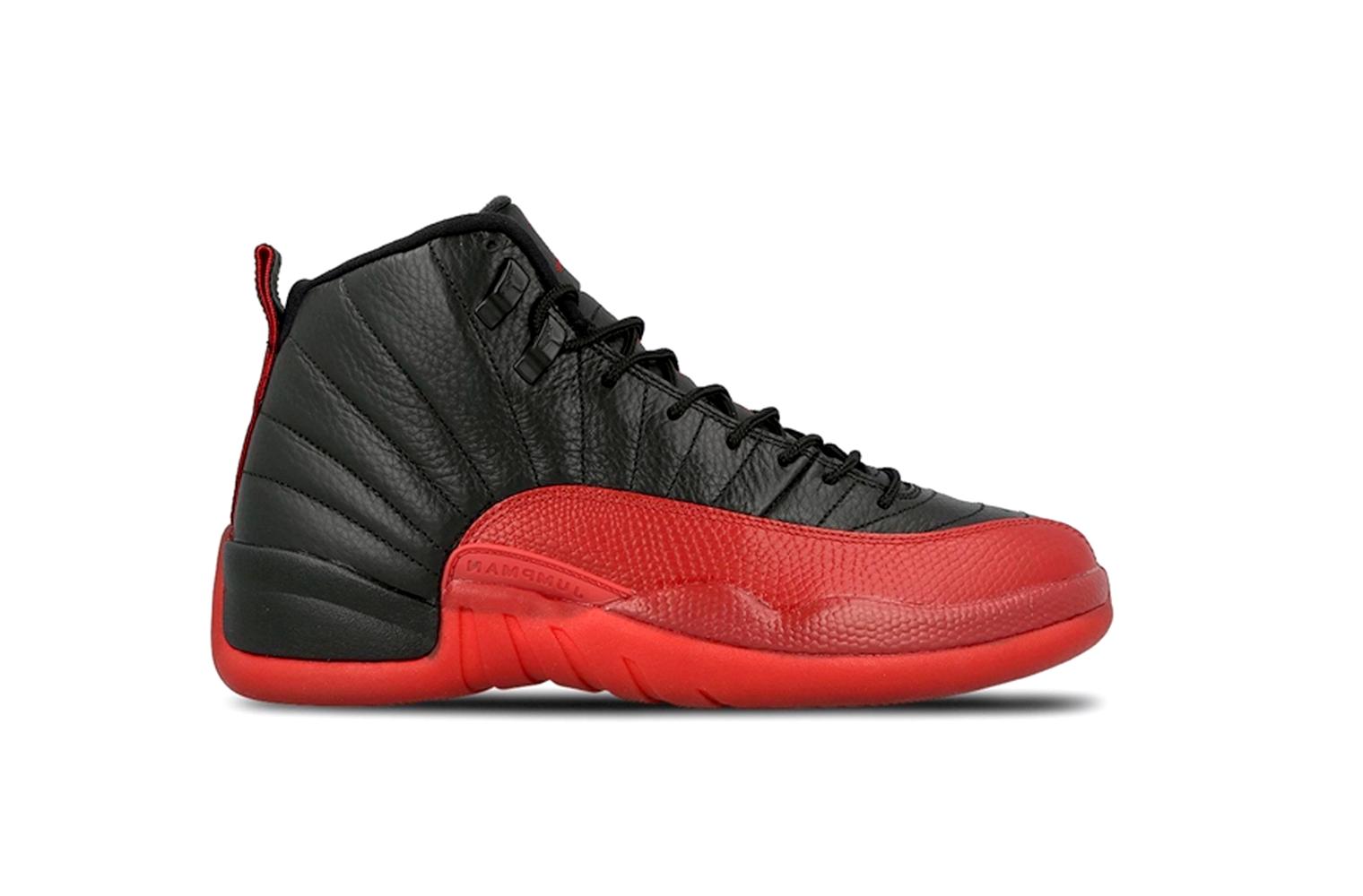самые дорогие кроссовки – Air Jordan 12 Retro «Flu-Game» (3 место)