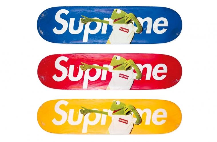 Christie's выставит на продажу продукты Supreme