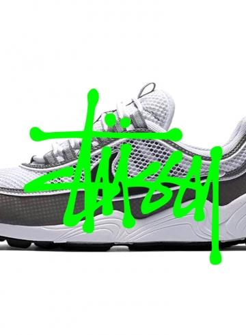 Stussy x Nike может выйти в 2020 году