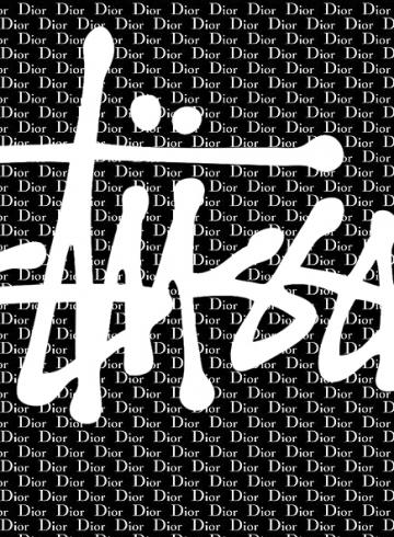 Stussy x Dior - первые детали коллаборации