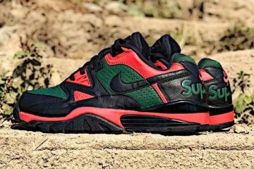 Supreme x Nike Air Cross Trainer 3 Low - первый взгляд