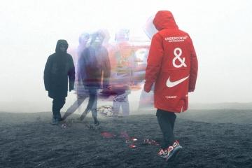 Коллекция Undercover x Nike Fall/Winter 2019 выйдет в ноябре