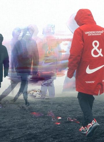 Коллекция Undercover x Nike Fall/Winter 2019 выйдет в ноябре