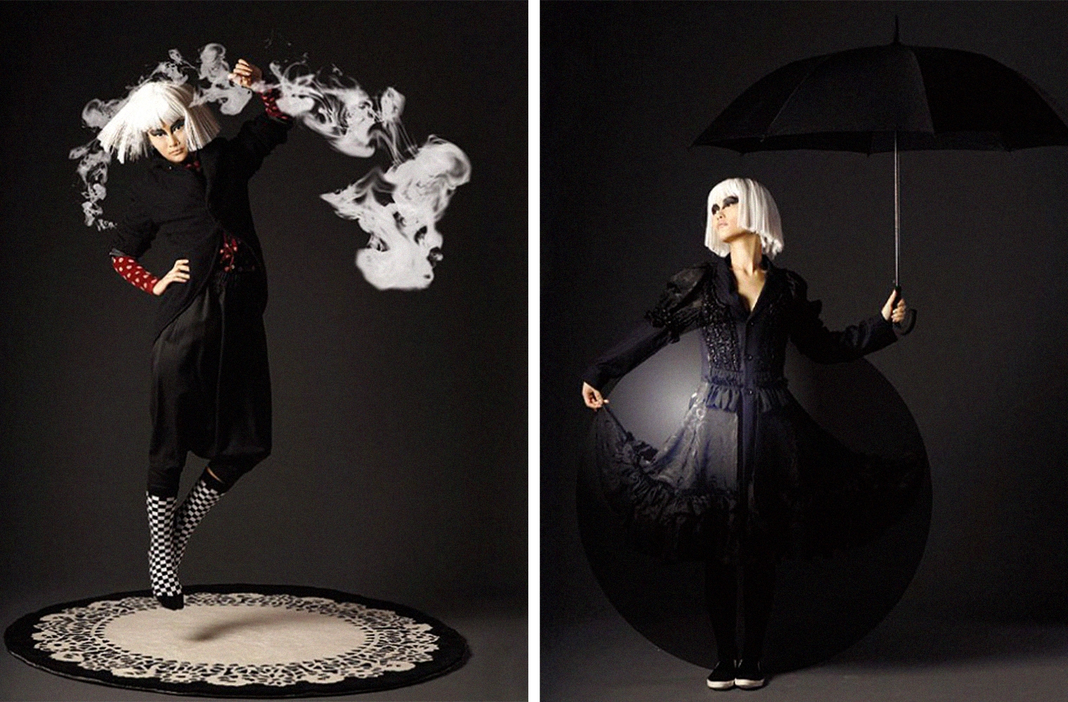 Comme des Garcons x H&M — 2008