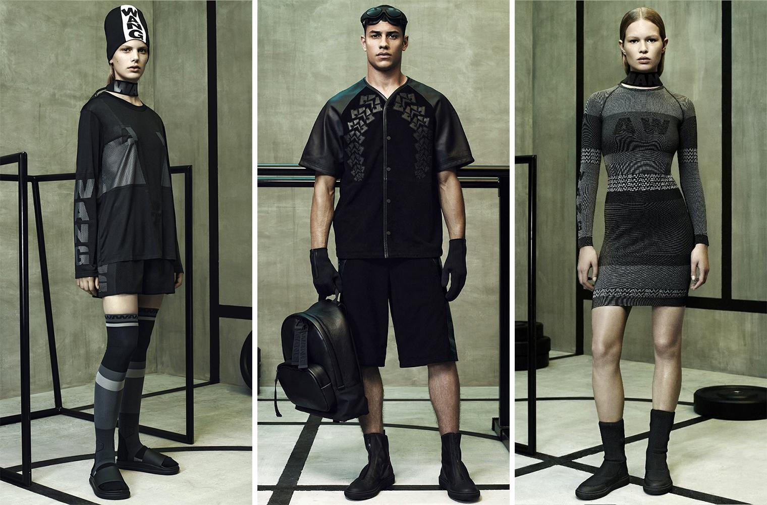 Alexander Wang x H&M — 2014