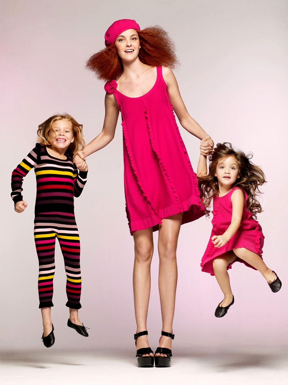 Sonia Rykiel x H&M — 2009