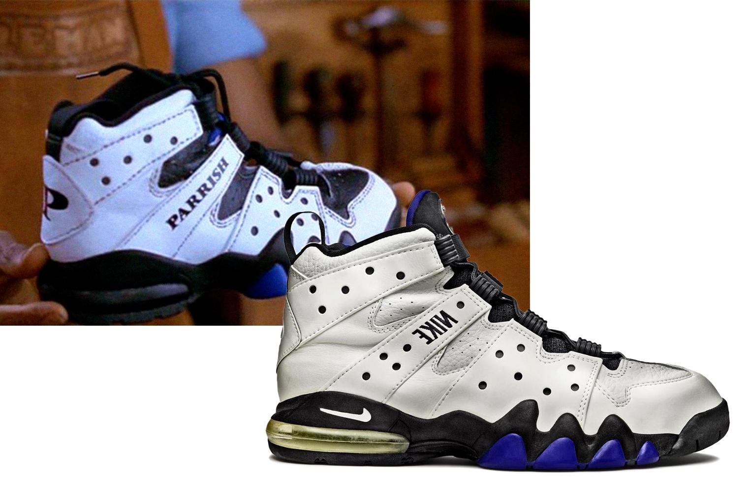 Кроссовки из фильма: Nike Air Max 2 CB 94 в «Джуманджи» (1995)
