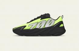 adidas Yeezy Boost 700 MNVN «Phosphor» - первые детали релиза