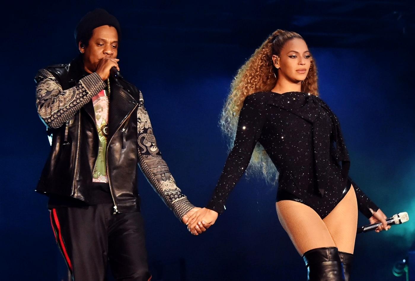 Beyonce и JAY-Z попали в список самых высокооплачиваемых музыкантов десятилетия по версии Forbes