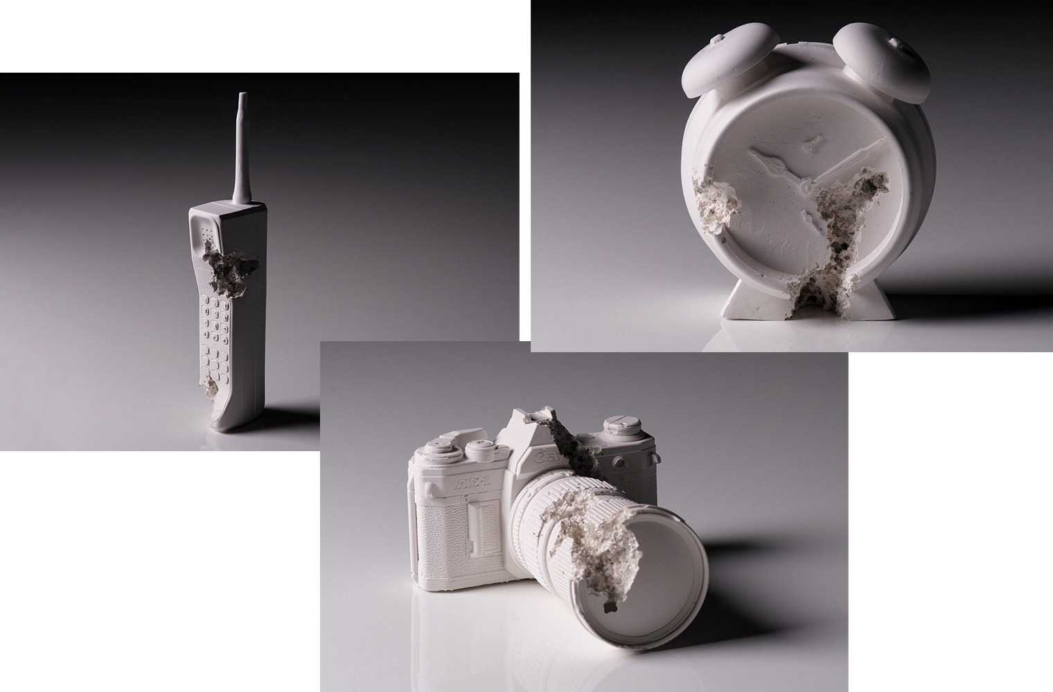 Дэниел Аршам — предметы из проекта Future Relic
