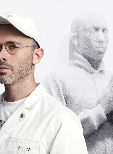 Дэниел Аршам - один из самых важных художников современности