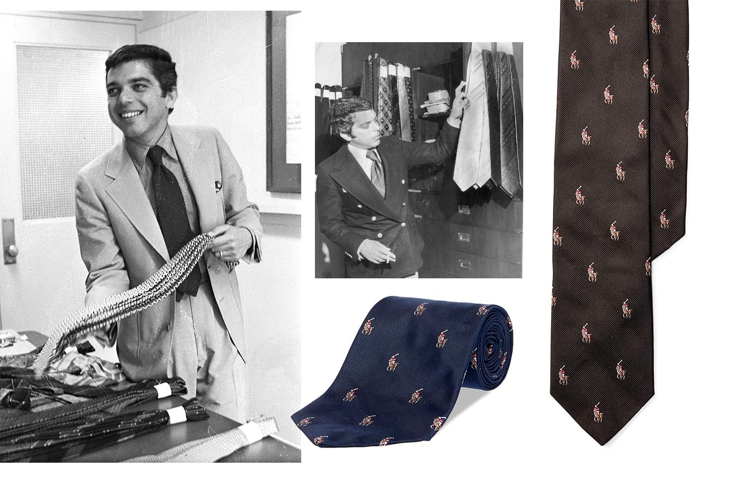 Галстуки Polo Ralph Lauren