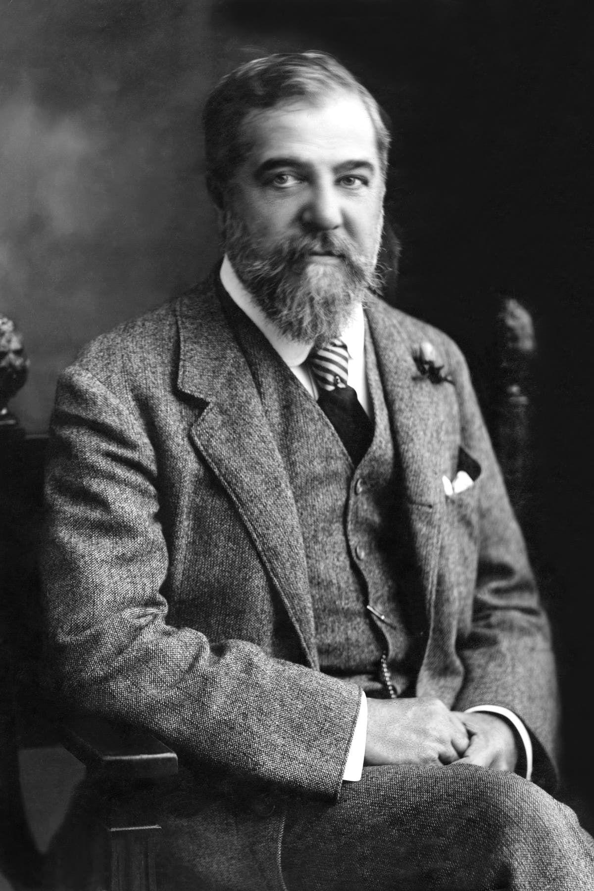 Луис Комфорт Тиффани, 1913.