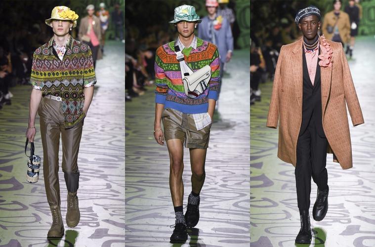Коллекция Dior Pre-Fall 2020 Menswear