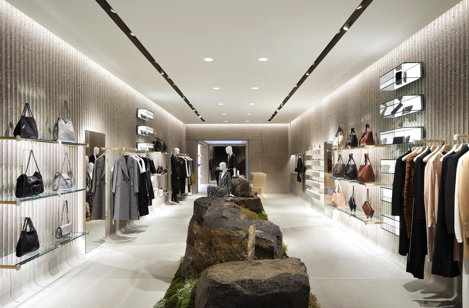 Магазин Stella McCartney в Лондоне